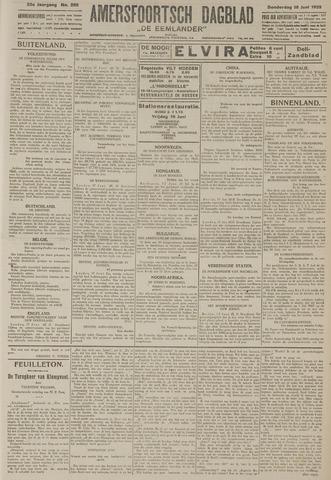 Amersfoortsch Dagblad / De Eemlander 1925-06-18