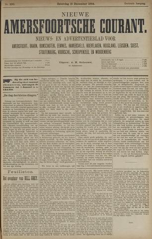 Nieuwe Amersfoortsche Courant 1884-12-13