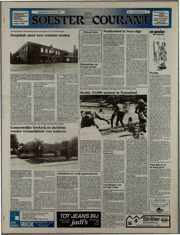 Soester Courant 1987-07-22