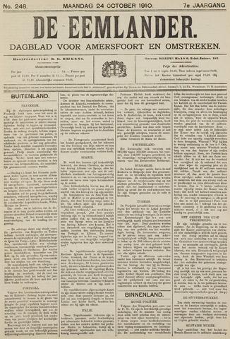 De Eemlander 1910-10-24