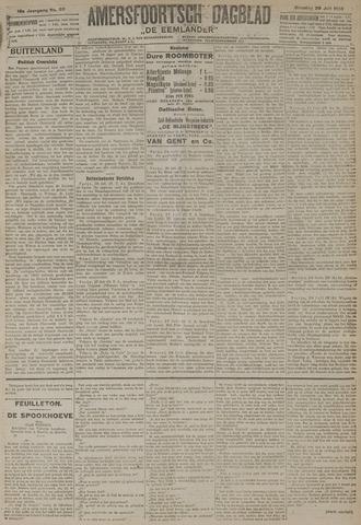 Amersfoortsch Dagblad / De Eemlander 1919-07-29