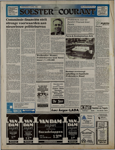 Soester Courant 1985-04-10
