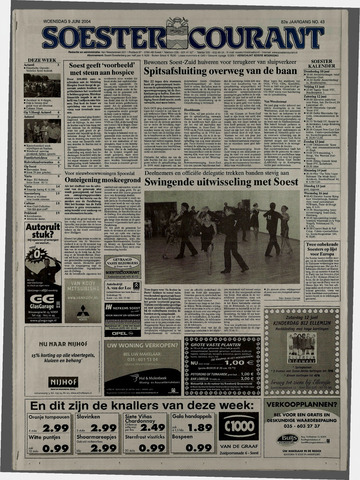 Soester Courant 2004-06-09