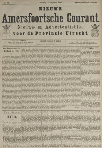 Nieuwe Amersfoortsche Courant 1896-08-15