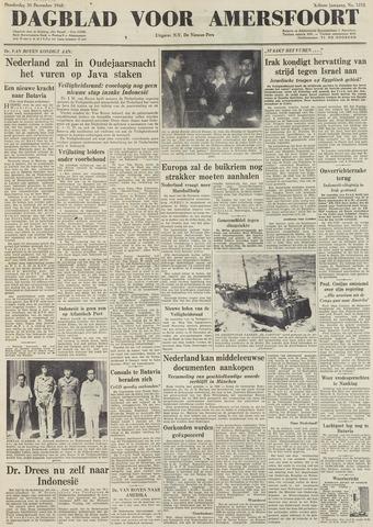 Dagblad voor Amersfoort 1948-12-30