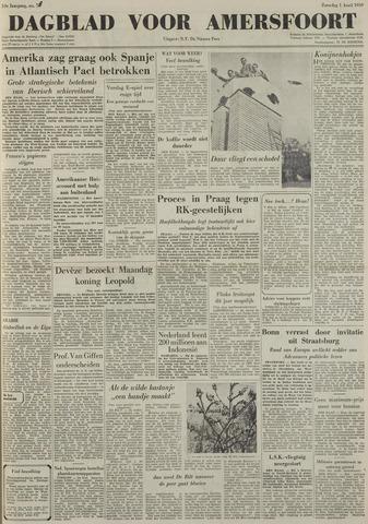 Dagblad voor Amersfoort 1950-04-01