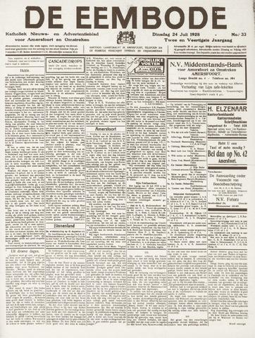 De Eembode 1928-07-24