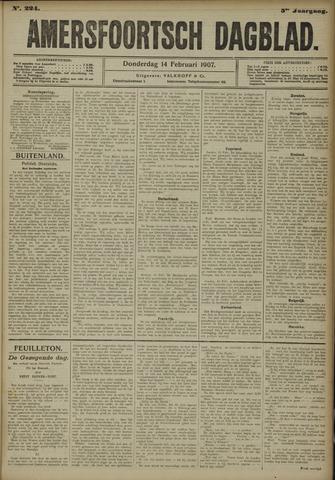 Amersfoortsch Dagblad 1907-02-14