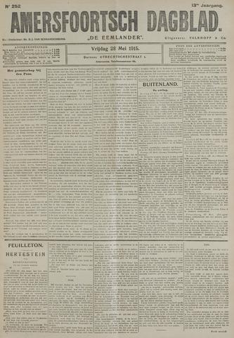 Amersfoortsch Dagblad / De Eemlander 1915-05-28