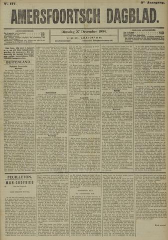 Amersfoortsch Dagblad 1904-12-27