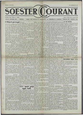 Soester Courant 1958-06-10