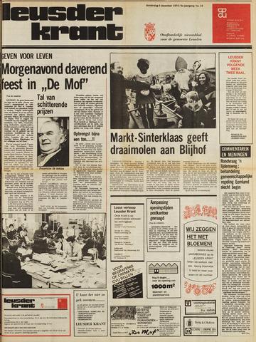 Leusder Krant 1974-12-05