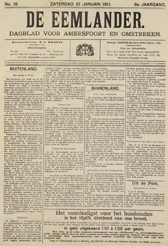 De Eemlander 1911-01-21