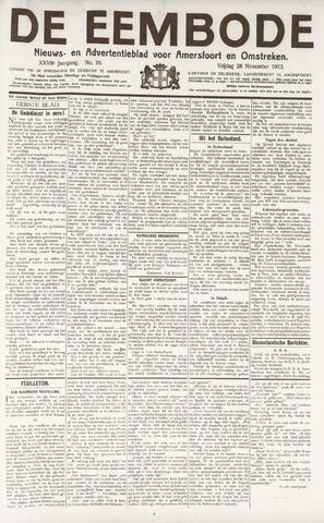 De Eembode 1913-11-28