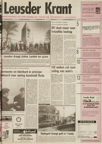 Leusder Krant 1993-03-17