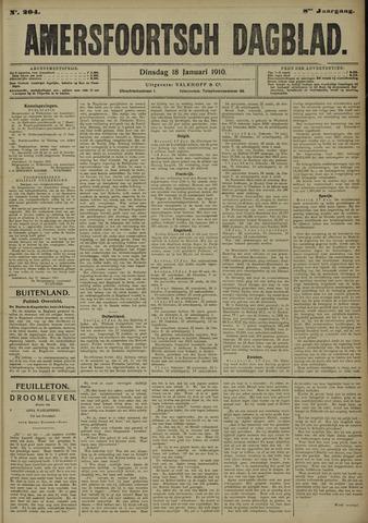 Amersfoortsch Dagblad 1910-01-18