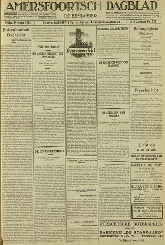 Amersfoortsch Dagblad / De Eemlander 1933-03-24