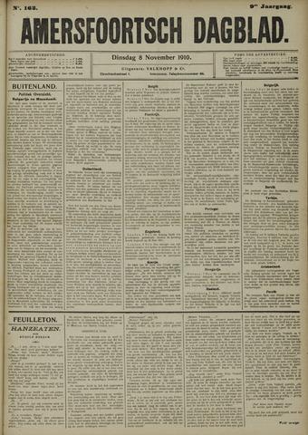 Amersfoortsch Dagblad 1910-11-08