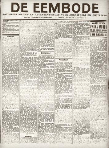 De Eembode 1919-10-07