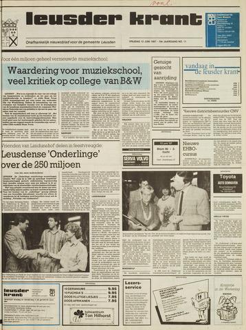 Leusder Krant 1987-06-12