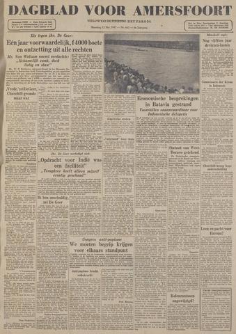 Dagblad voor Amersfoort 1947-05-12