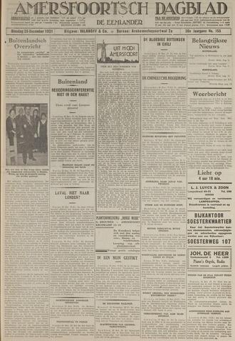 Amersfoortsch Dagblad / De Eemlander 1931-12-29