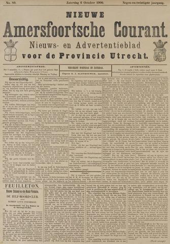 Nieuwe Amersfoortsche Courant 1900-10-06
