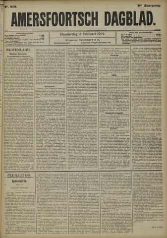 Amersfoortsch Dagblad 1905-02-02