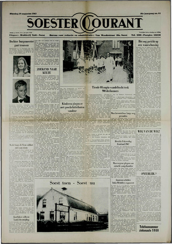 Soester Courant 1967-08-29
