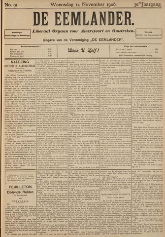 De Eemlander 1906-11-14