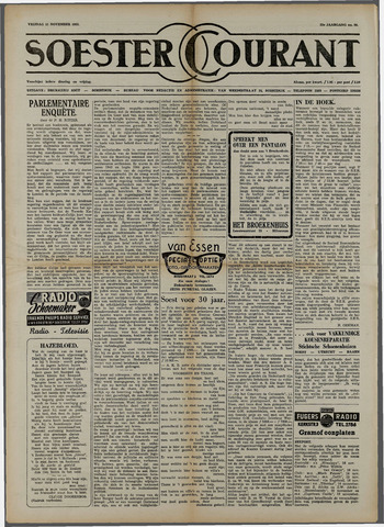 Soester Courant 1955-11-11