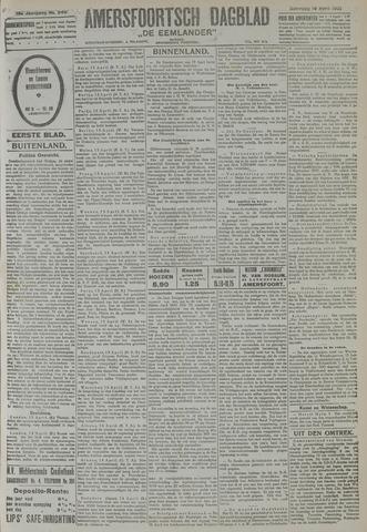 Amersfoortsch Dagblad / De Eemlander 1921-04-16