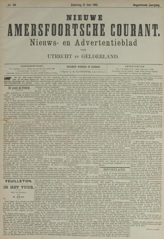 Nieuwe Amersfoortsche Courant 1890-06-21