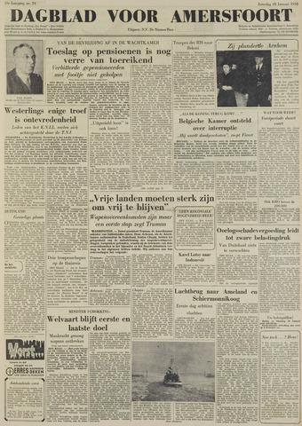 Dagblad voor Amersfoort 1950-01-28