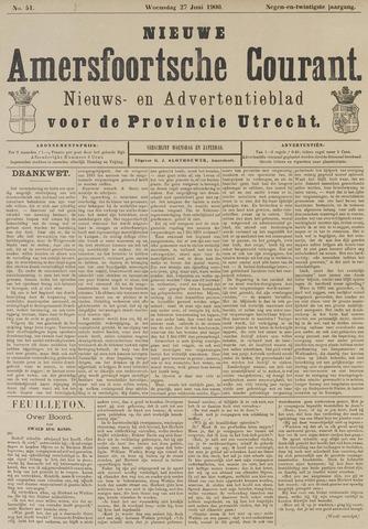 Nieuwe Amersfoortsche Courant 1900-06-27