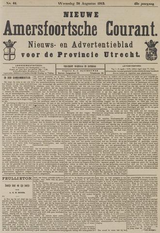 Nieuwe Amersfoortsche Courant 1913-08-20