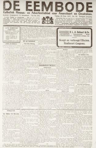 De Eembode 1917-02-23