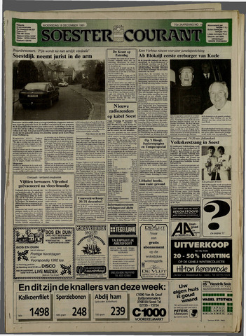 Soester Courant 1991-12-18