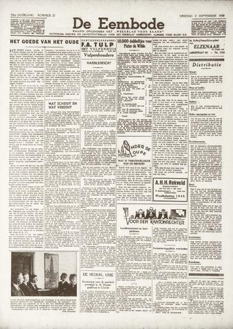 De Eembode 1940-09-06