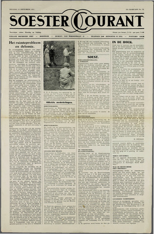 Soester Courant 1951-09-18
