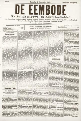 De Eembode 1902-11-01