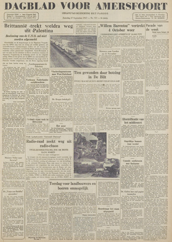 Dagblad voor Amersfoort 1947-09-27