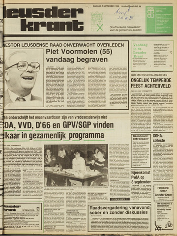 Leusder Krant 1982-09-07