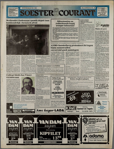 Soester Courant 1985-05-22