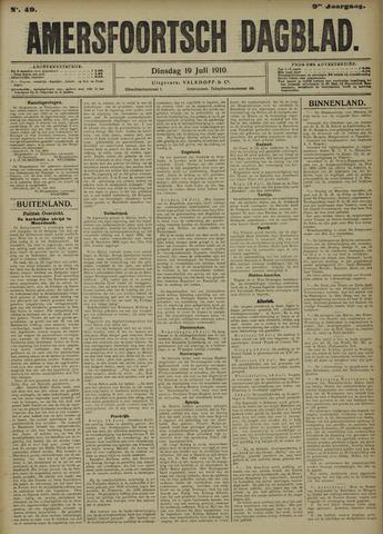 Amersfoortsch Dagblad 1910-07-19