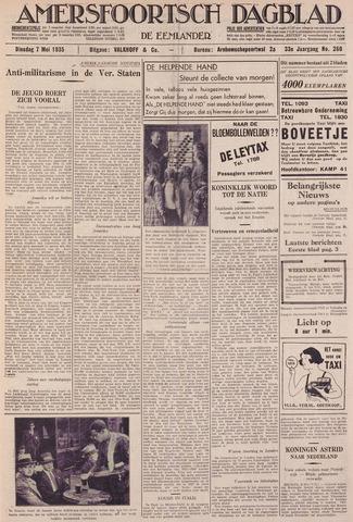 Amersfoortsch Dagblad / De Eemlander 1935-05-07