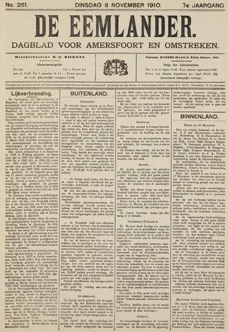 De Eemlander 1910-11-08