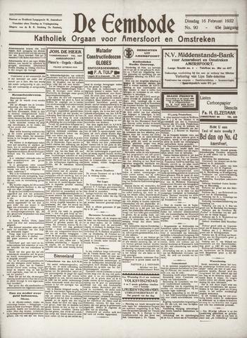 De Eembode 1932-02-16