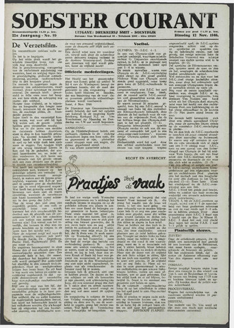 Soester Courant 1946-11-12