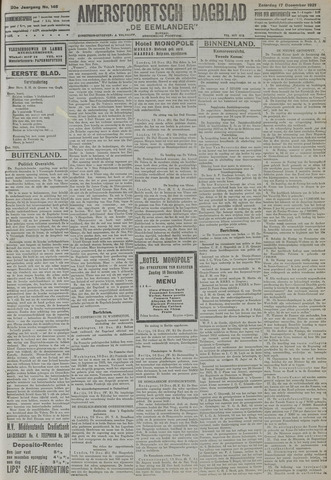 Amersfoortsch Dagblad / De Eemlander 1921-12-17